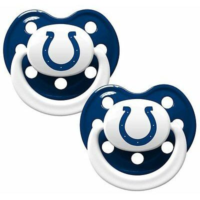 Indianapolis Colts -N Pacifier (2 pack)