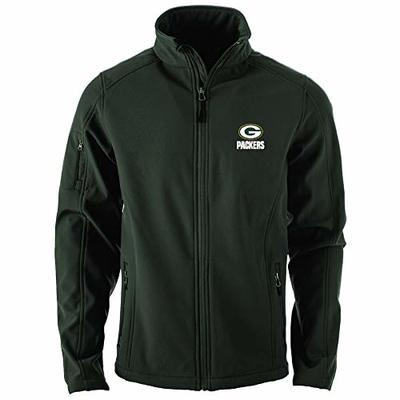 Dunbrooke Apparel NFL Green Bay Packers Mens Sonoma Softshell JacketSonoma Softshell Jacket, Team, X-Large