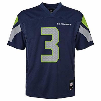 Russell Wilson Seattle Seahawks NFL Youth Navy Home Mid-Tier Jersey (Youth Large 14-16)