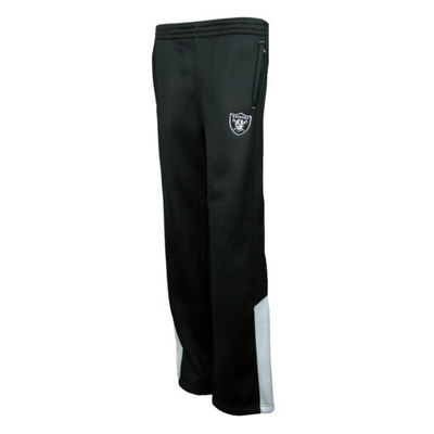 Outerstuff NFL Youth Girls Oakland Raiders Performance Active Pants