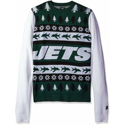NFL New York Jets Ugly Christmas Sweater