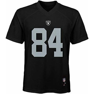 Antonio Brown Oakland Raiders NFL Kids 4-7 Black Home Mid-Tier Jersey (Kids 7)