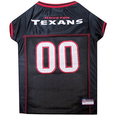 NFL HOUSTON TEXANS DOG Jersey, Small