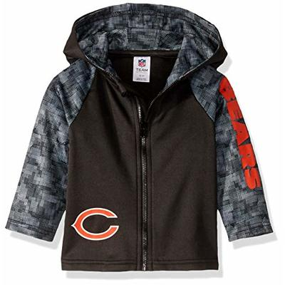 NFL Chicago Bears Boys HOODED JACKET, Team Color, 18M