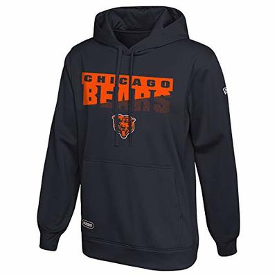 New Era NFL Men's Scoreboard Pullover Performance Hoodie, Chicago Bears X-Large
