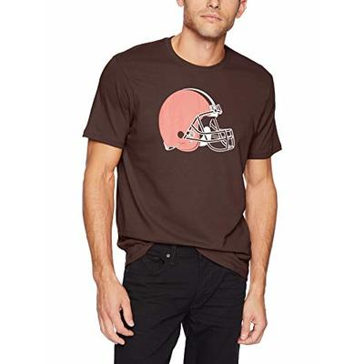 OTS NFL Cleveland Browns Men's Rival Tee, Logo, X-Large