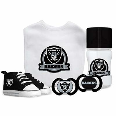 Baby Fanatic NFL Oakland Raiders Infant and Toddler Sports Fan Apparel