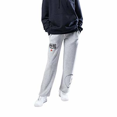Ultra Game NFL Cleveland Browns Womenss Jogger Pants Punt Brushed Hacci Sweatpants, Gray, X-Large